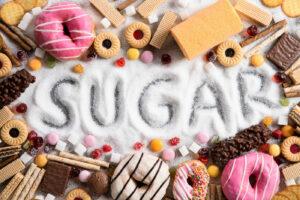 foods having added sugar