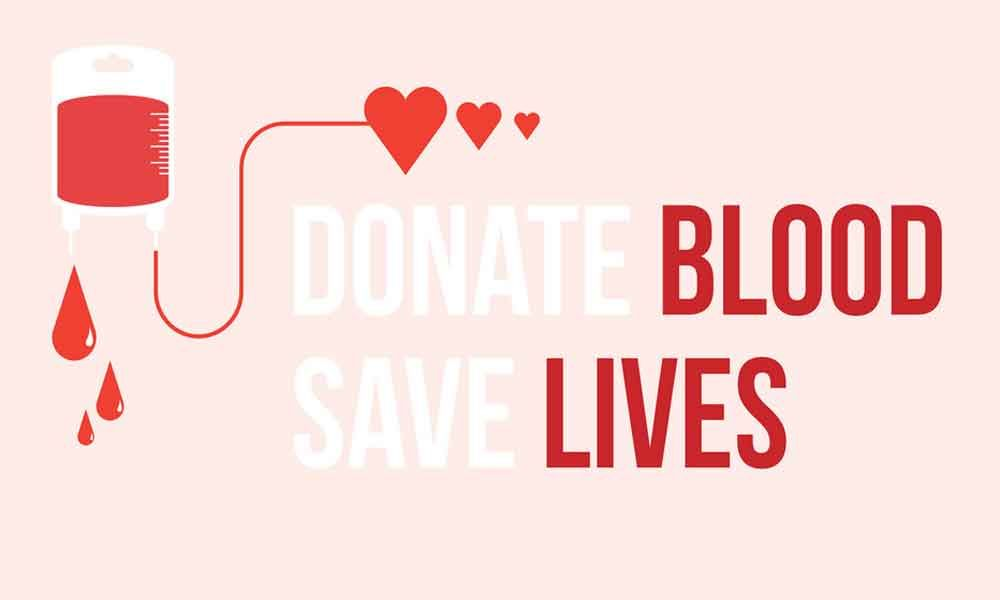 save lives by donating blood