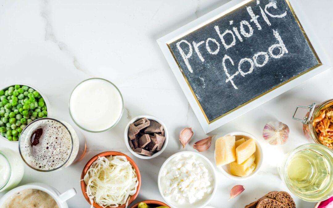 Gut Foods: 8 Probiotic Foods For A Healthy Gut