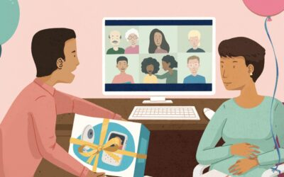 How To Throw A Virtual Baby Shower: 6 Easy Steps To Follow!